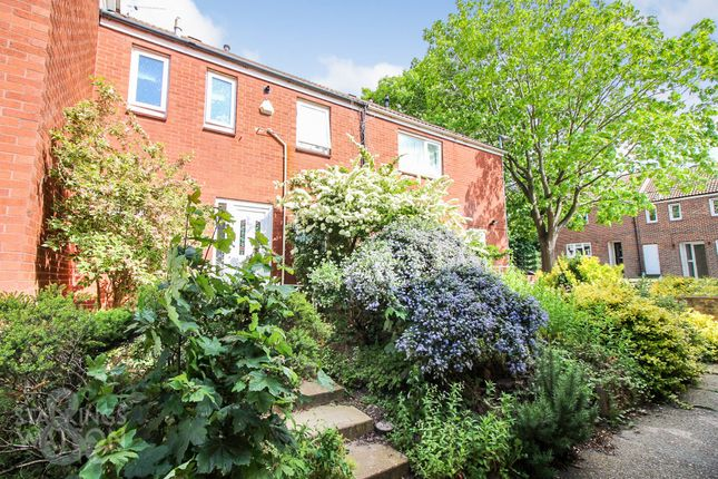 3 bed terraced house for sale in Southerwood, Old Catton, Norwich NR6