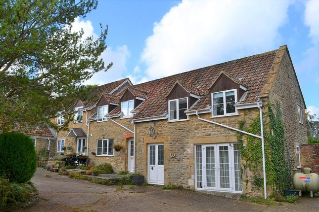 Thumbnail End terrace house to rent in Ryme Intrinseca, Sherborne