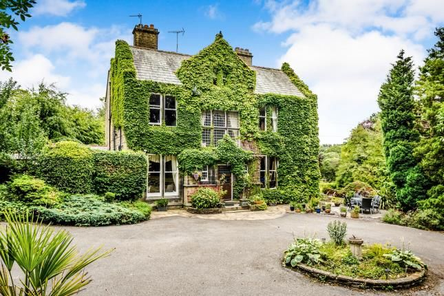 Thumbnail Detached house for sale in Wakefield Road, Denby Dale, Huddersfield, West Yorkshire