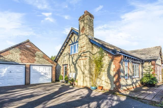 Thumbnail Detached house for sale in South Hinksey, Oxford