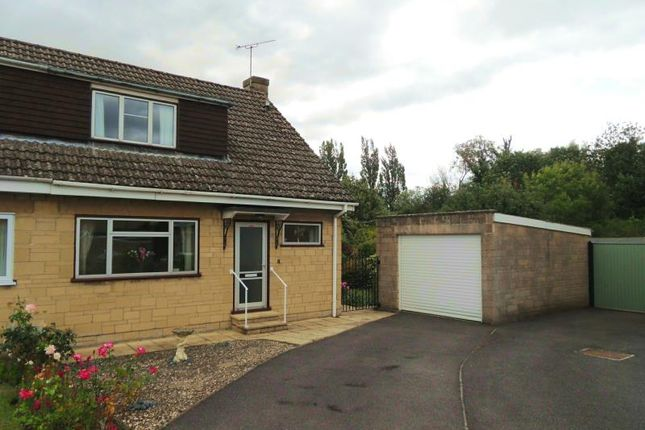Thumbnail Semi-detached house to rent in Willow Grove, South Cerney, Cirencester