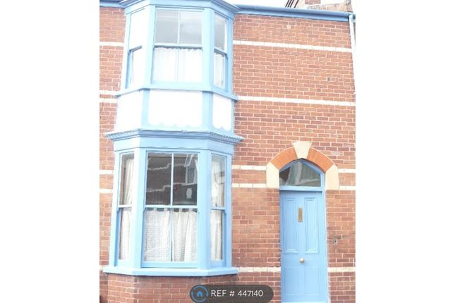 Thumbnail Terraced house to rent in Mansfield Road, Exeter