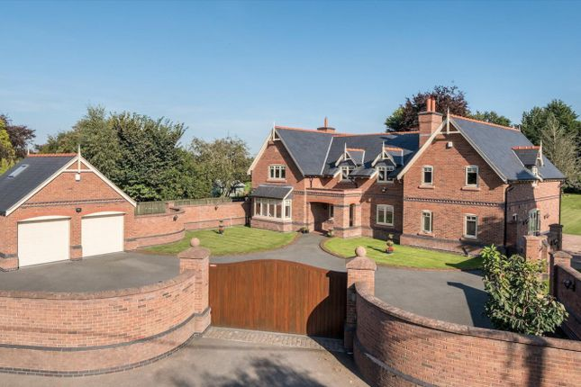 5 bed property for sale in Whitchurch Road, Bunbury Heath, Tarporley CW6