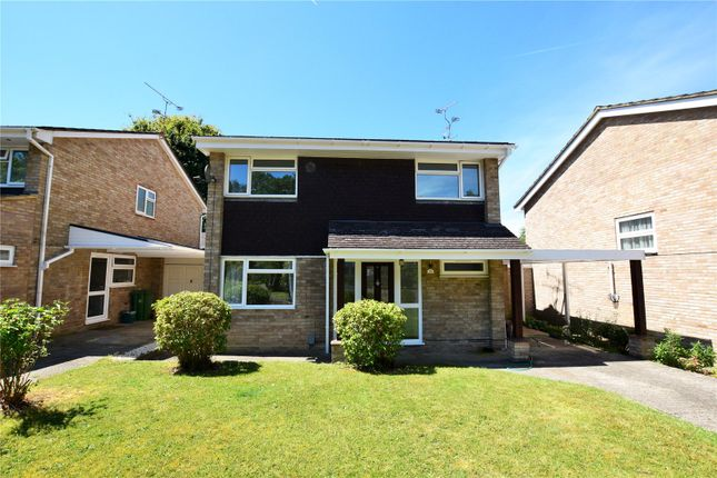 Thumbnail Detached house to rent in Cherrydale Road, Camberley, Surrey