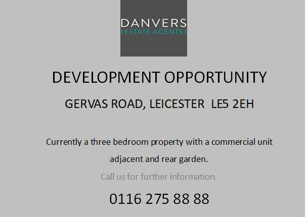 Thumbnail Semi-detached house for sale in Gervas Road, Thurnby, Leicester