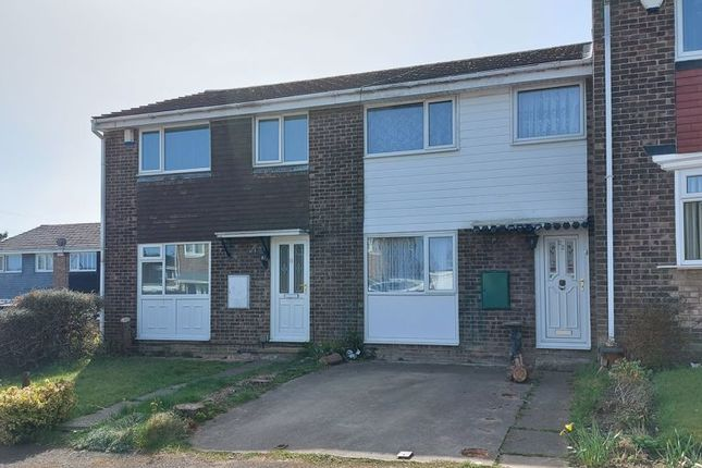 Thumbnail Terraced house for sale in Bowmont Drive, Tanfield Lea, Stanley