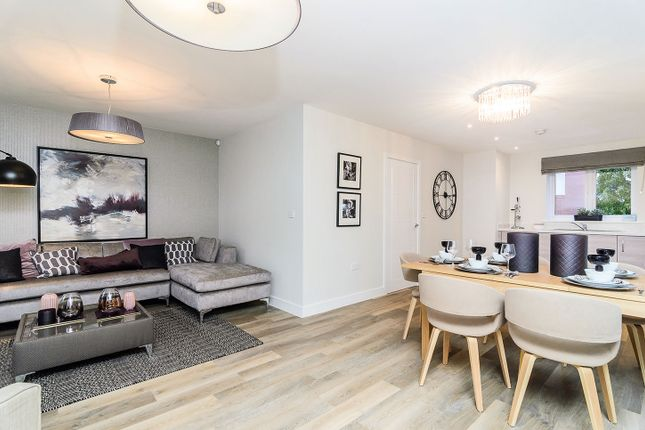 "1 bedroom flat for sale in ""Arbor Court Apartments - Ground Floor 1 Bed"" at Hyde End Road, Shinfield, Reading"