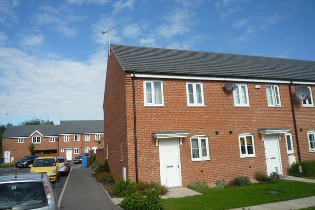 Thumbnail Semi-detached house to rent in Widdowson Road, Long Eaton, Nottingham