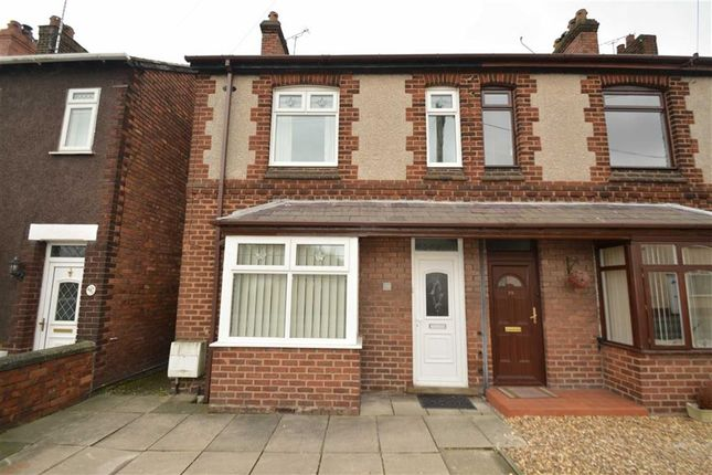 Thumbnail Semi-detached house for sale in Millers Court, Mill Lane, Buckley