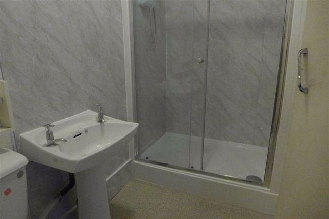 Shower Room of Pier Street, Aberystwyth, Dyfed SY23