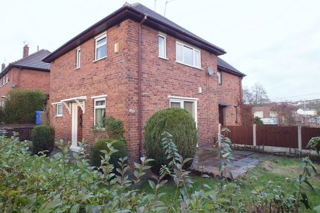 Thumbnail Semi-detached house to rent in Furlong Road, Tunstall, Stoke-On-Trent