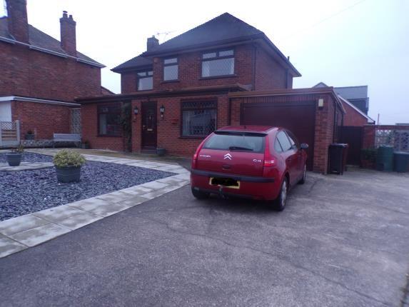 Thumbnail Detached house for sale in Fieldside, Hawarden, Deeside, Flintshire