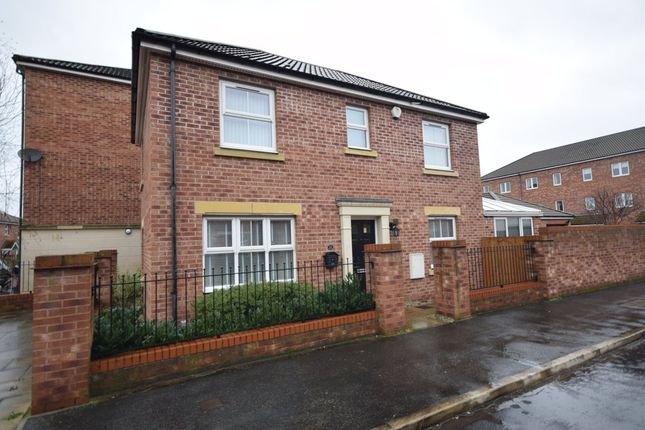 Thumbnail Detached house for sale in Scotsman Drive, Scawthorpe, Doncaster