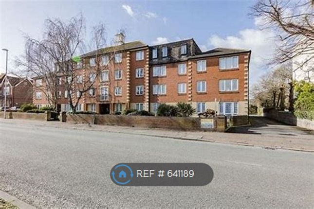 Thumbnail Flat to rent in Homesteyne House, Worthing