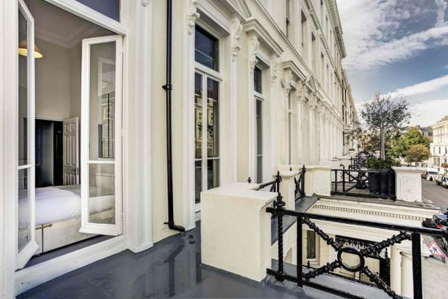 Thumbnail Flat for sale in Lexham Gardens, South Kensington