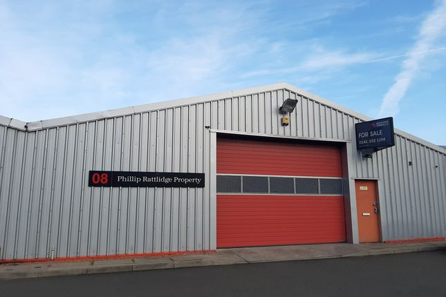 Thumbnail Industrial for sale in Kelburn Business Park, Port Glasgow