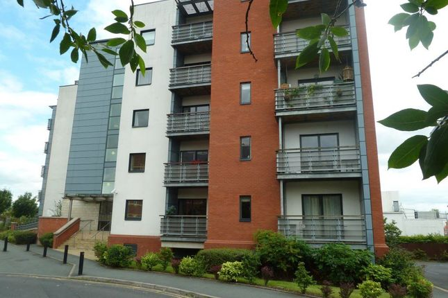 Thumbnail Flat to rent in Tivoli House, Denmark Street, Altrincham