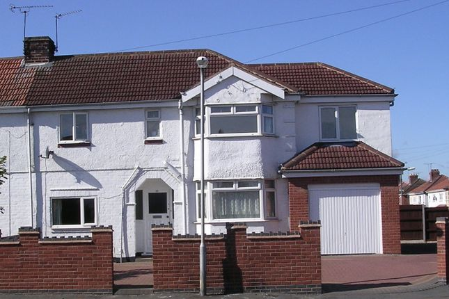 Thumbnail Semi-detached house to rent in Lee Road, Leamington Spa
