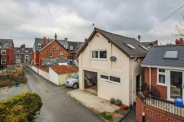 Thumbnail Property for sale in Wellington Road, Llandrindod Wells