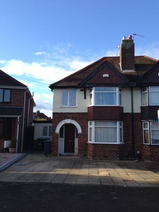 Thumbnail Semi-detached house to rent in 42 Alexandra Road, Leamington, Spa