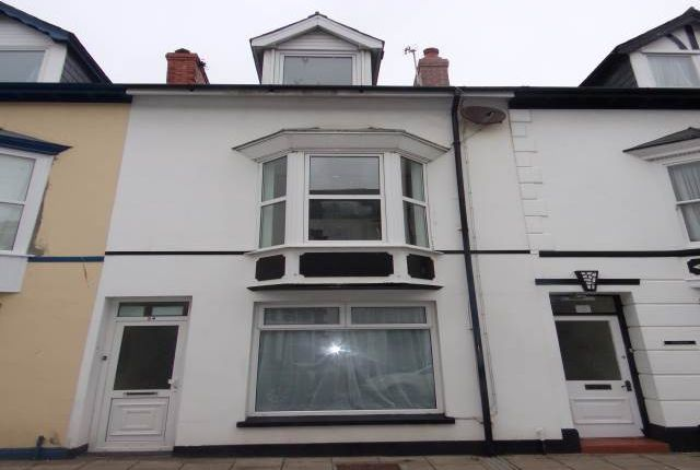 Thumbnail Shared accommodation to rent in 24 Portland Road, Aberystwyth, Ceredigion