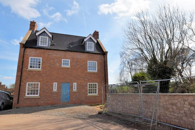 Thumbnail Detached house for sale in Church View, Breedon On The Hill