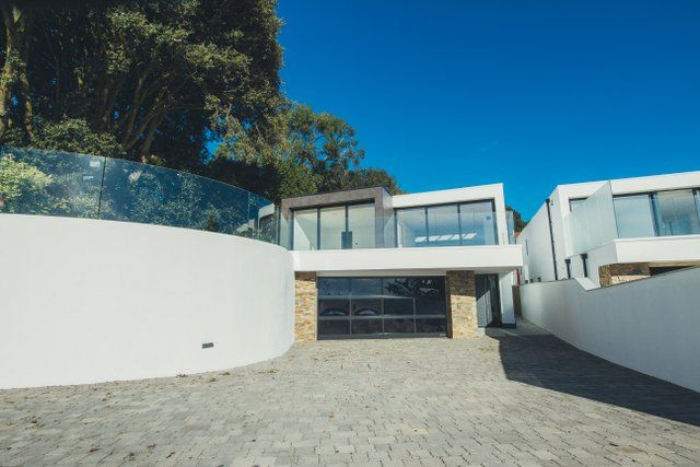 Thumbnail Detached house for sale in Alington Road, Poole, Dorset