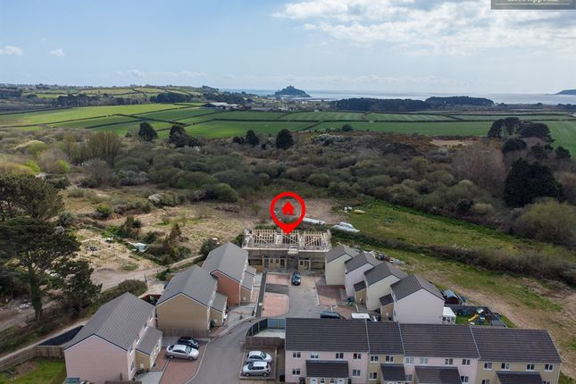 3 bed end terrace house for sale in 25 Strawberry Fields, Crowlas, Penzance. TR20