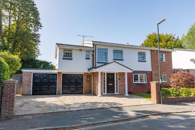 Thumbnail Detached house for sale in Artel Croft, Three Bridges, Crawley, West Sussex