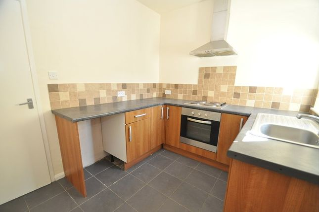 Thumbnail Terraced house to rent in Elliott Street, Newcastle-Under-Lyme