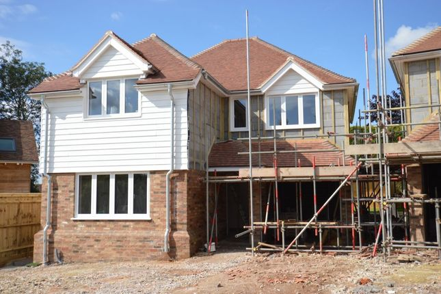 Thumbnail Detached house for sale in Harwoods Lane, East Grinstead
