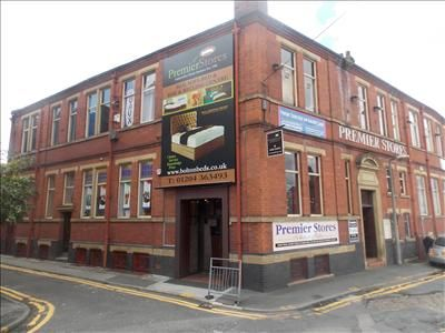 Thumbnail Leisure/hospitality to let in Basement Restaurant Of Premier Stores, Central Street, Bolton