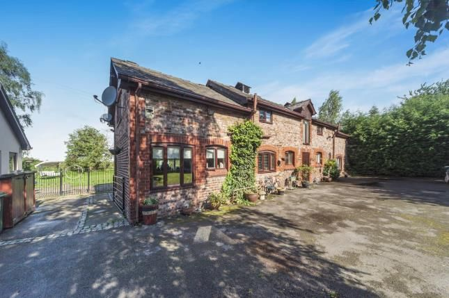 Thumbnail Barn conversion for sale in Dairy House Lane, Dunham Massey, Altrincham, Greater Manchester