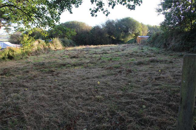 Thumbnail Land for sale in Development Site, Parrog Road, Newport, Pembrokeshire