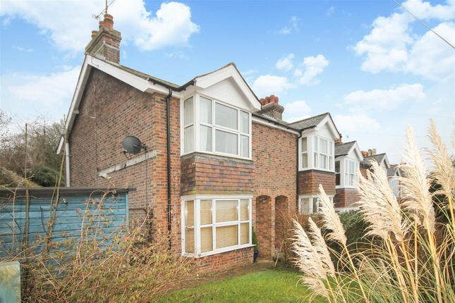 Thumbnail Terraced house to rent in Mill Road, Lewes