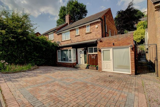 Thumbnail Semi-detached house for sale in Bannerdale Road, Sheffield