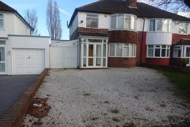 Thumbnail Property to rent in Westwood Road, Sutton Coldfield