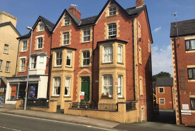 Thumbnail Commercial property for sale in Temple Street, Llandrindod Wells.