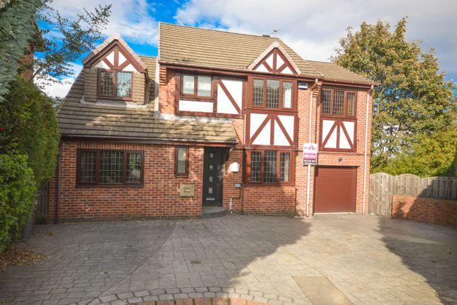Thumbnail Detached house for sale in Parkgate Croft, Mosborough, Sheffield