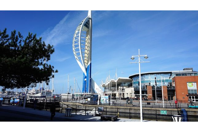 Thumbnail Flat for sale in The Canalside, Portsmouth
