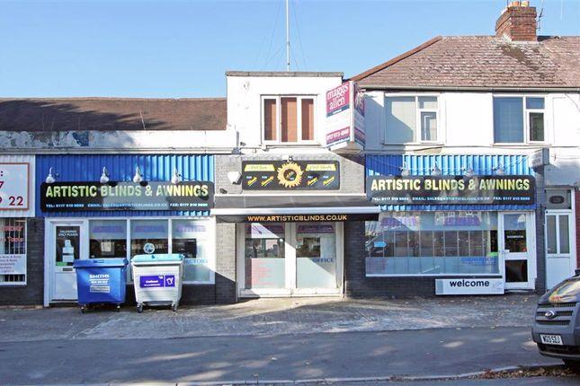 Thumbnail Retail premises for sale in Staple Hill Road, Fishponds, Bristol