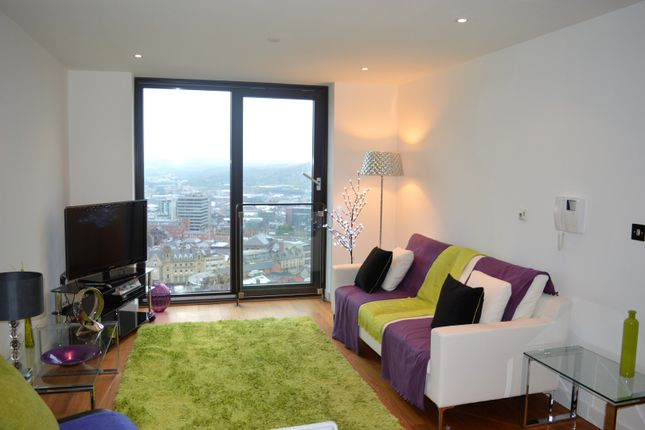 Thumbnail Flat to rent in St Pauls Square, Sheffield