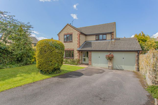 4 bed detached house for sale in Aubrey Rise, Malmesbury SN16