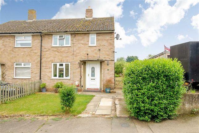Thumbnail Semi-detached house for sale in Sanders Lane, Potterspury, Potterspury Towcester