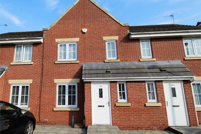 Thumbnail Town house for sale in Breckside Park, Anfield, Liverpool, Merseyside