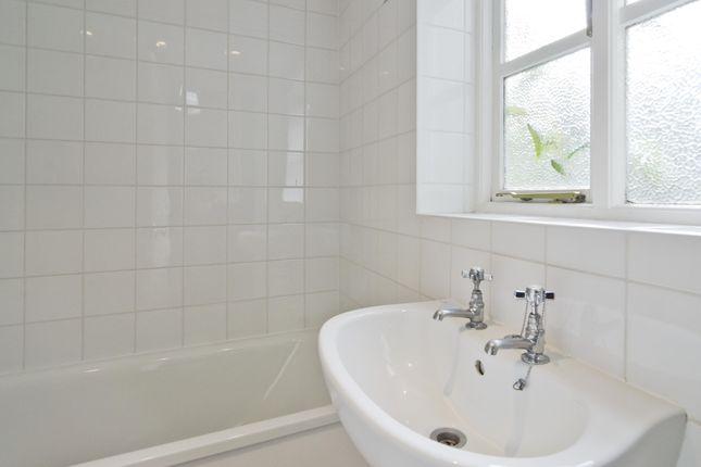 Bathroom of St. Paul Street, London N1