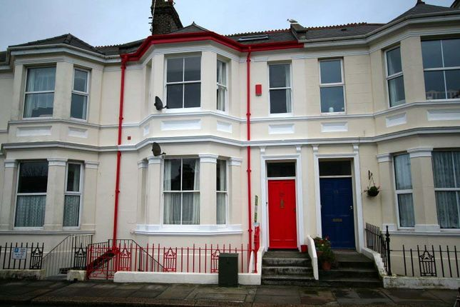 2 bed flat to rent in Northumberland Terrace, Plymouth