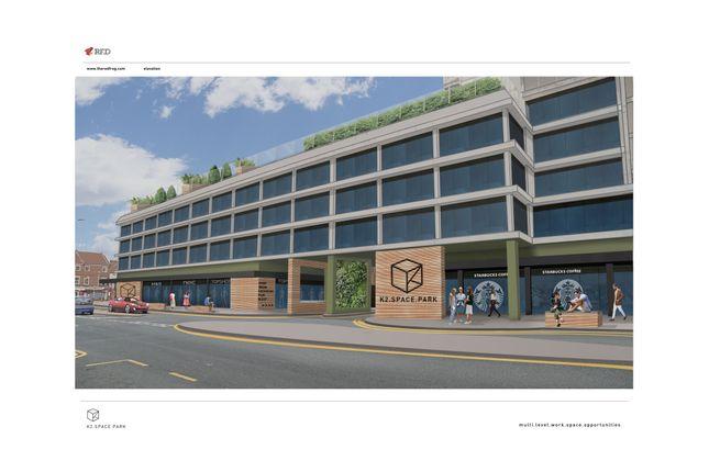 Conceptual Image of Bond Street, Hull HU1