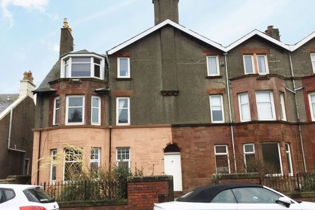 1 bed flat for sale in Welbeck Crescent, Troon KA10