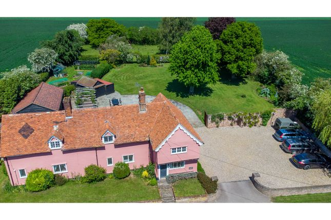 5 bed detached house for sale in Stour Street, Cavendish CO10